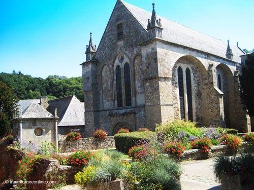 Abbaye Saint Magloire