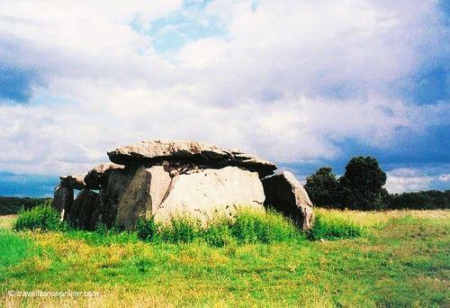 Loire Valley dolmen