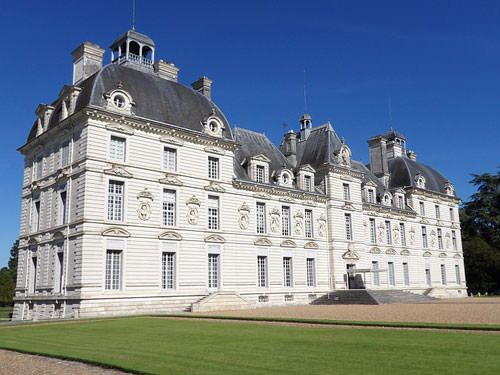 Loire Valley architectural styles - Classical