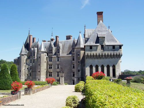 Loire Valley architectural styles - Early Renaissance