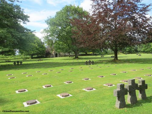 Marigny German Cemetery