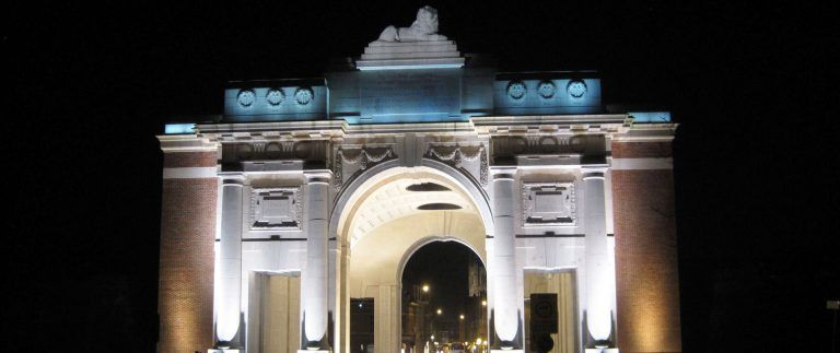 Menin Gate Memorial – Ypres Salient – WWI