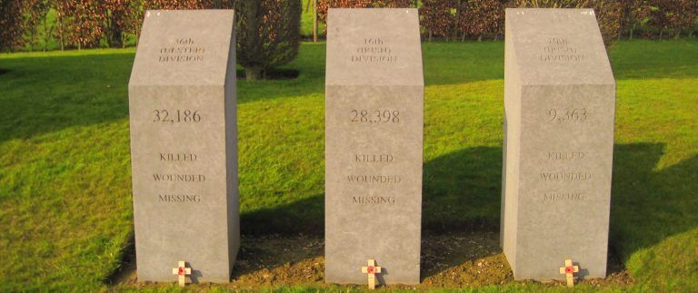 Messines Ridge – Ypres Salient in Flanders