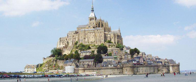 Mont St Michel – Medieval Abbey – Normandy