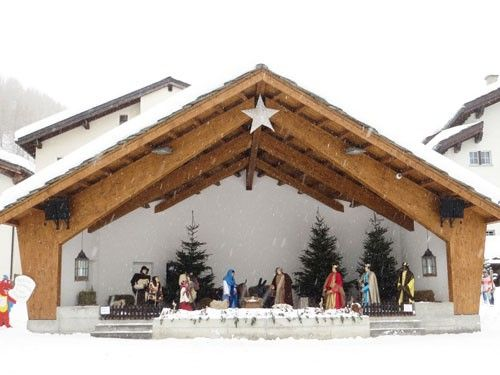 Nativity scenes for Christmas