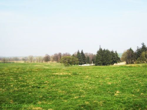 Newfoundland Memorial Park - Y Ravine Battlefield and Cemetery