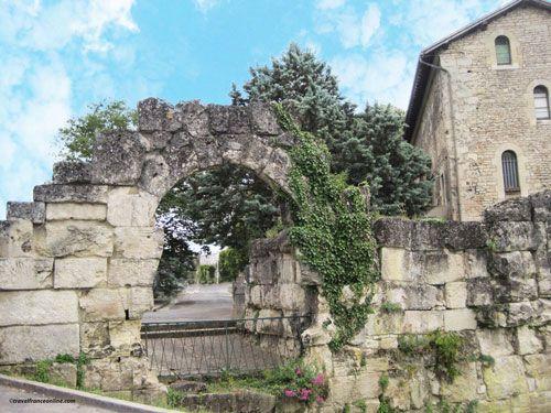 Porte Normande - La Cite - antic Perigueux