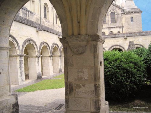 Saint Front Cathedral Perigueux - Cloister