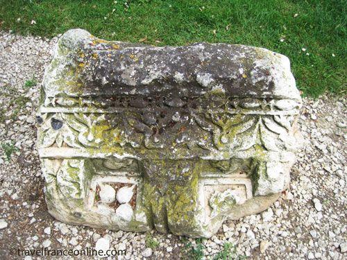 Gallo-Roman vestiges - La Cite - antic Perigueux