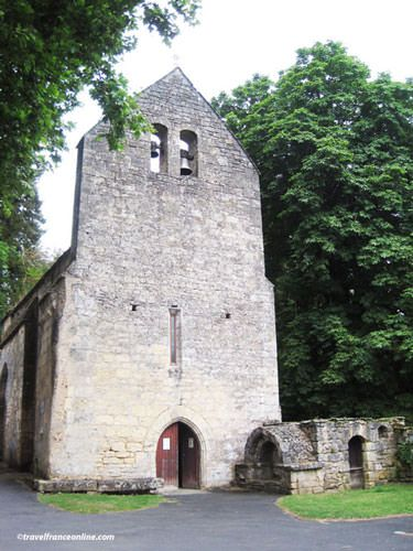 Peyzac-le-Moustier fortified church