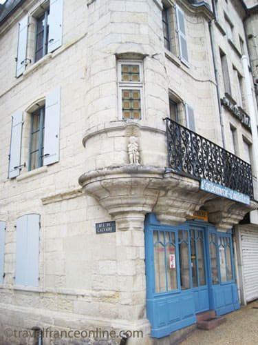 Puy St Front district - Renaissance house on Place de la Clautre