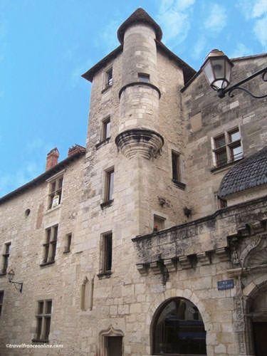 Puy St Front district - Maison Tenant