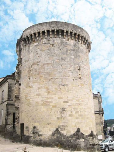 Puy St Front district - Tour Mataguerre