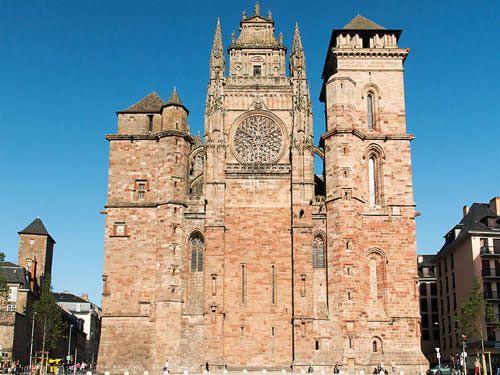 Cathedrale Notre-Dame de Rodez