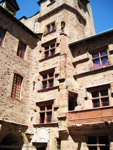 Tour des Anglais in Rodez