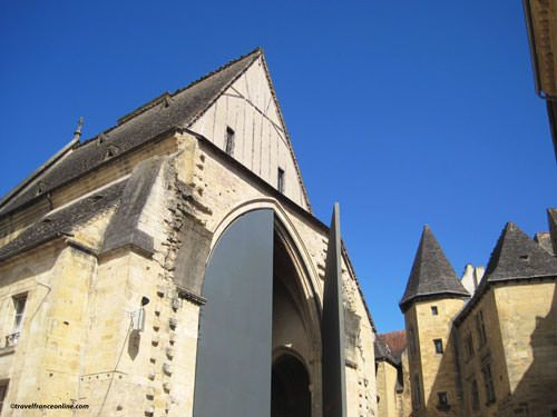 Saint-Marie church in Sarlat