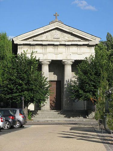 Protestant Temple of Saumur