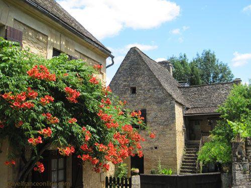 Sergeac - Village house