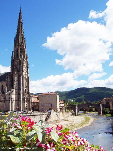 St Affrique - Notre-Dame de la Miséricorde Church