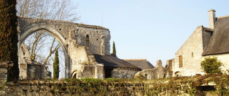St Cosme Priory – Loire Valley – Ronsard