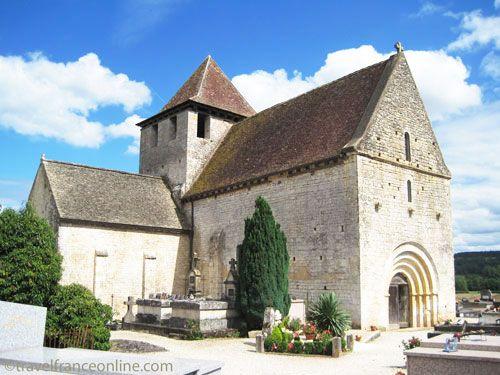 St Martin Chapel Limeuil