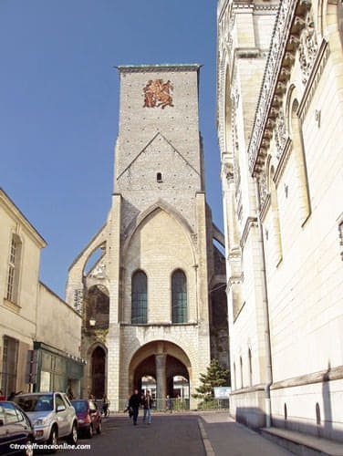 City of Tours - Tour Charlemagne
