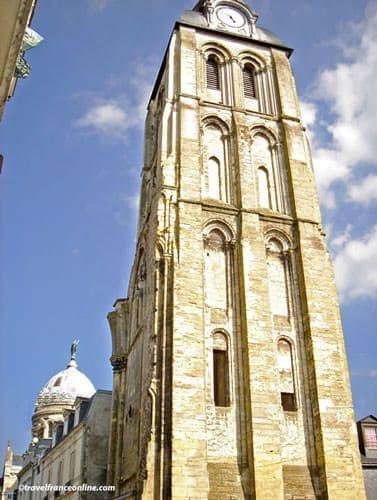 City of Tours - Tour de l'Horloge