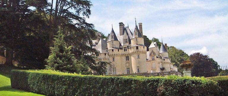 Usse Castle – Sleeping Beauty's Chateau