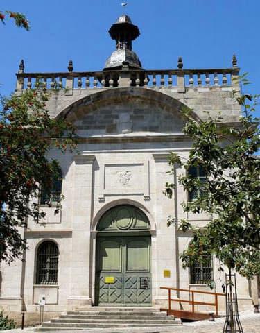 Villefranche de Rouergue - Chapelle des Pénitents Noirs