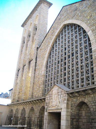 Villefranche de Rouergue - Chapelle Sainte-Emile de Rodat