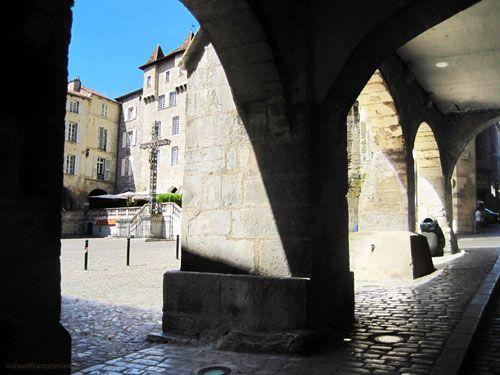 Villefranche de Rouergue - Arcade Alphonse de Poitiers
