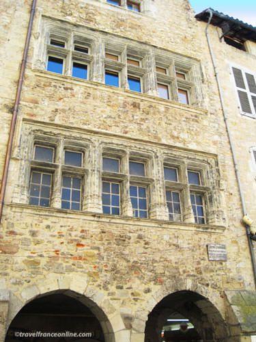 Villefranche de Rouergue - Maison du President Raynal