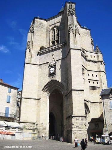 Villefranche de Rouergue - Notre-Dame Cathedral