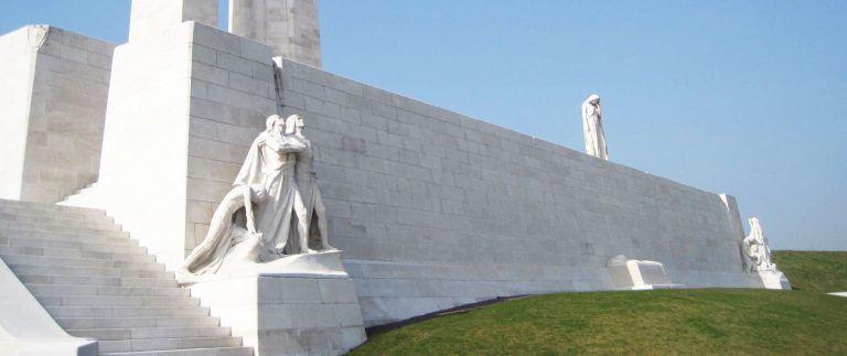 Vimy Ridge Canadian National Memorial – WWI