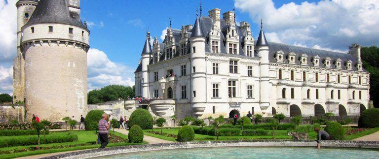 Chateau de Chenonceau – The Ladies' Chateau