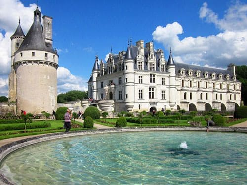 Chateau de Chenonceau - The Ladies\' Chateau