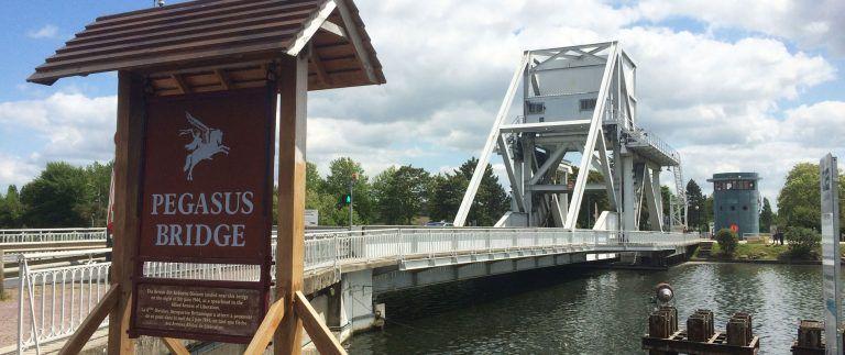 Pegasus Bridge – Pont de Benouville – D Day