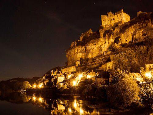 Beynac Castle - Son et lumières