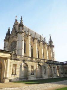 Chateau de Vincennes - Chapelle Royale