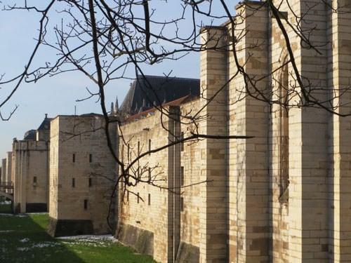 Chateau de Vincennes - Tour du Diable