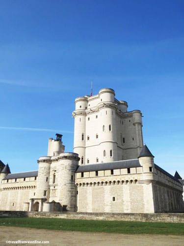 Chateau de Vincennes - Donjon