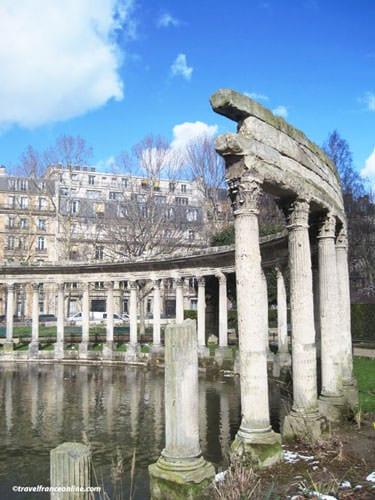 Parc Monceau - Colonnade de Carmontelle