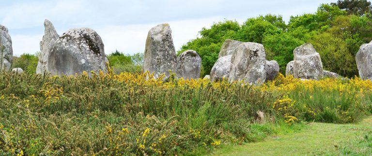 Carnac megaliths – Morbihan – South Brittany