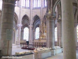 Saint Denis Basilique Chevet