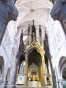 Saint-Denis Reliquary in Saint Denis Basilique