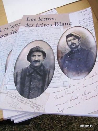 Blanc Brothers Letters