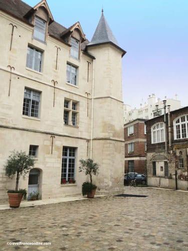 Manufacture des Gobelins - Hotel de la Reine Blanche