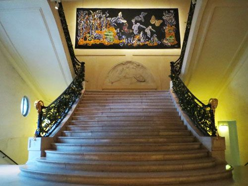 Manufacture des Gobelins - Lurcat tapestry