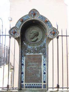 Saint Jean de Montmartre - Bust of the architect Baudot
