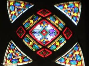 Saint Jean de Montmartre Church - Art Nouveau stained glass